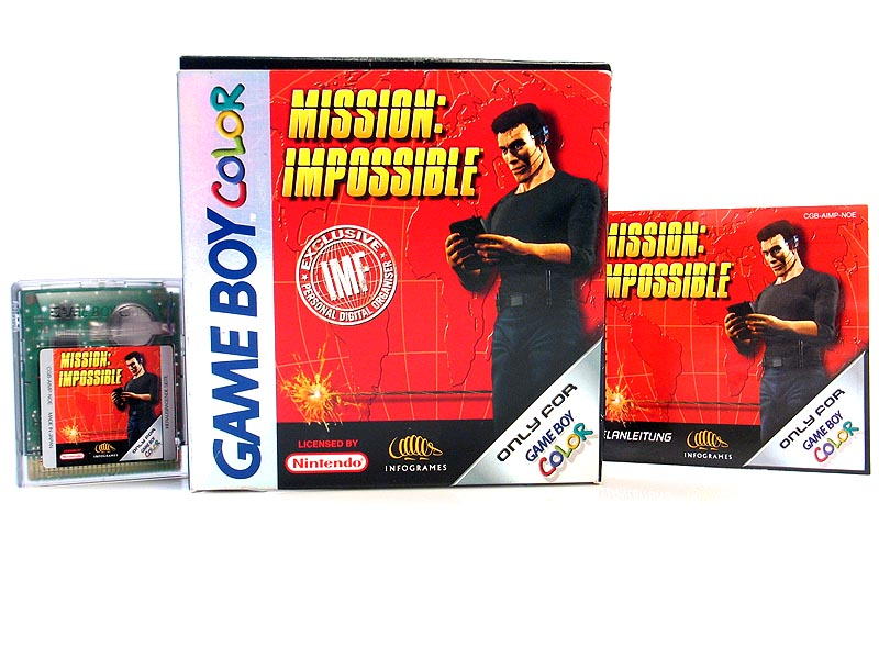 Mission Impossible Spiele
